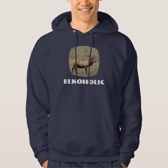 ELK - O - HOLIC HOODIE