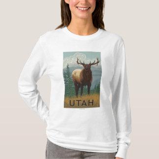Elk SceneUtah T-Shirt