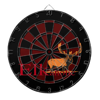 Elkaholic 2 dartboard