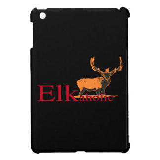 Elkaholic 2 iPad mini cover