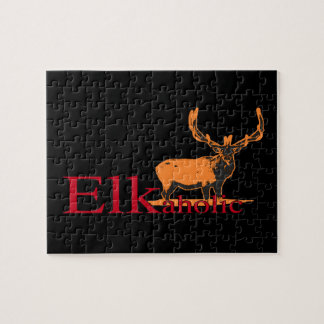 Elkaholic 2 jigsaw puzzle