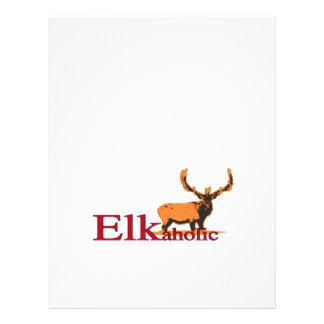 Elkaholic 2 letterhead