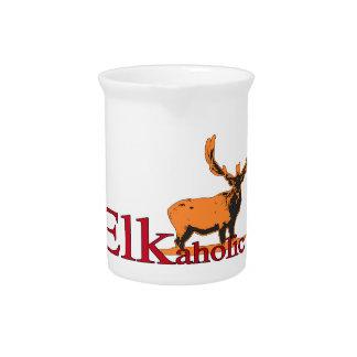 Elkaholic 2 pitcher