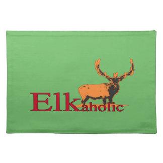 Elkaholic 2 placemat
