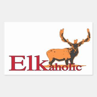Elkaholic 2 sticker