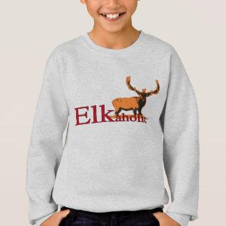 Elkaholic 2 sweatshirt