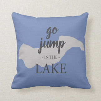 Elkhart Lake Pillow