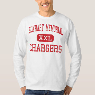 Elkhart Memorial - Chargers - High - Elkhart T-Shirt