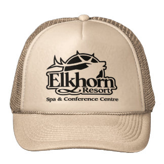 Elkhorn Resort Cap Trucker Hat