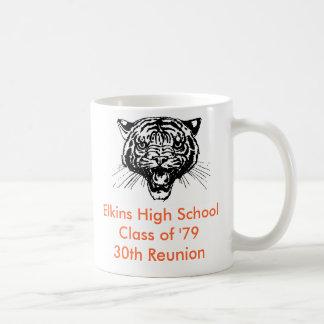 Elkins High School Class Of '79 30th Reunion Mug