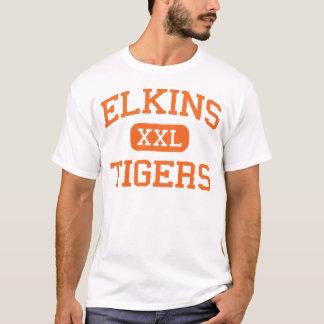 Elkins - Tigers - High - Elkins West Virginia T-Shirt