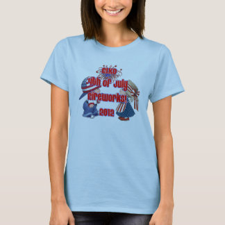 Elko 4th of July Babies T-Shirt