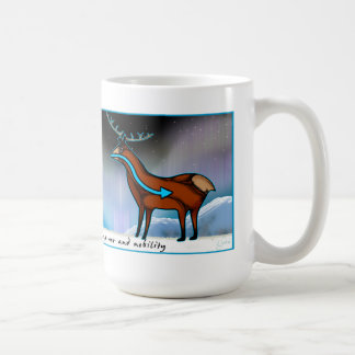 Elks - Aurora Coffee Mug