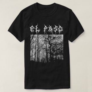 Ell Paso Black Metal T-shirt