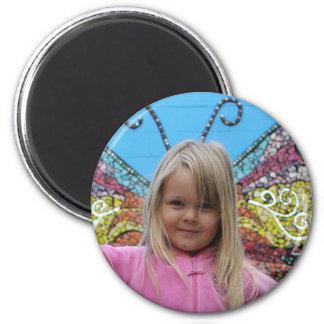 Ella Butterfly Magnet