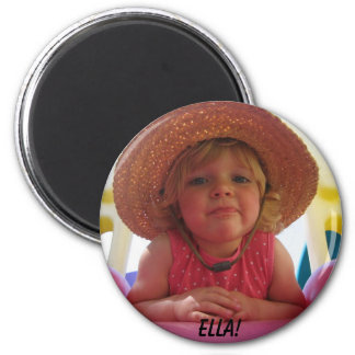 Ella! Magnet