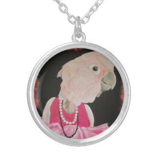Ella Pretty in Pink Necklace