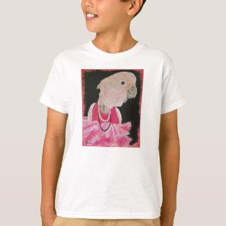 Ella Pretty in Pink tee - Customized