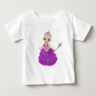 Ella The Enchanted Princess Who Are You? Baby T-Shirt