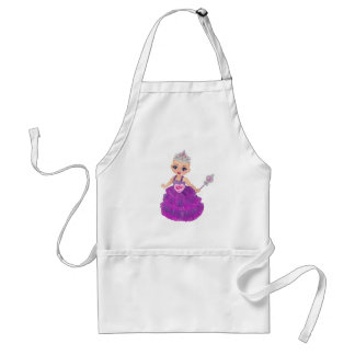 Ella The Enchanted Princess Who Are You? Standard Apron