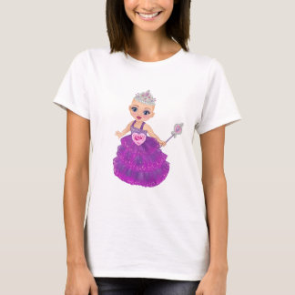 Ella The Enchanted Princess Who Are You? T-Shirt
