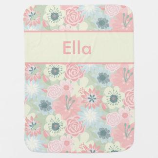 Ella's Personalized Blanket