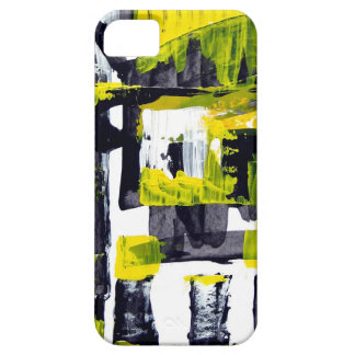 Elle-abstract-010-1620-Original-Abstract-Art-untit Case For The iPhone 5