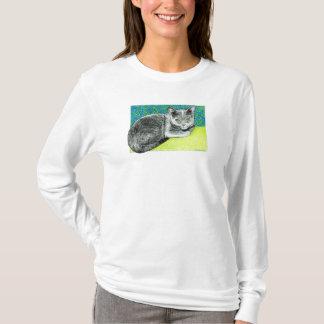 Elle the Korat Cat T-Shirt
