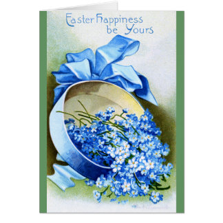 Ellen H. Clapsaddle: Box of Forget-Me-Not Card