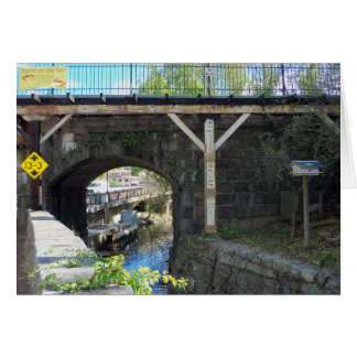Ellicott City Railway Overpass Card