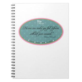 Ellie Rose Favorite Quotes Notebook