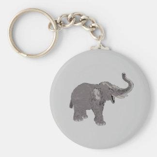 Ellie the Elephant Keychain