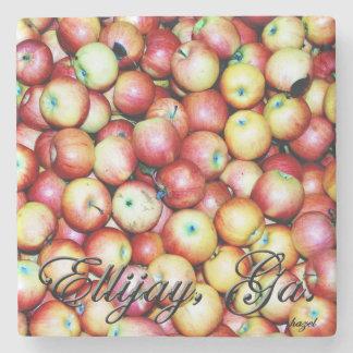 Ellijay, Georgia, Apples, Marble Coasters