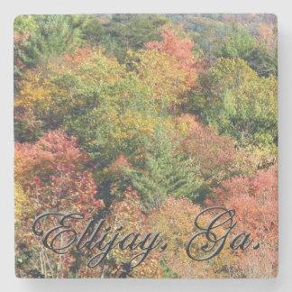 Ellijay, Georgia, Fall Leaves, Mountain, Coasters