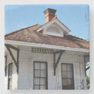 Ellijay, Georgia, Old Train Depot, Coasters