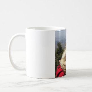elliot the hedgehog coffee mug
