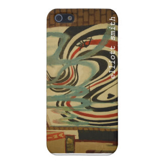 elliott smith memorial wall iPhone 5 cover