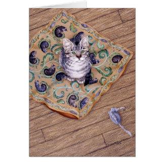 Elliott's Pillow, by Darlene P. Coltrain Card