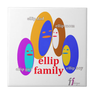 Ellip Family Collaction - ii Designs Tiles