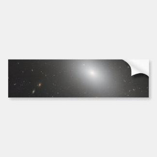 Elliptical Galaxy NGC 1132 - Hubble Bumper Stickers
