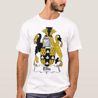 Ellis Family Crest T-Shirt