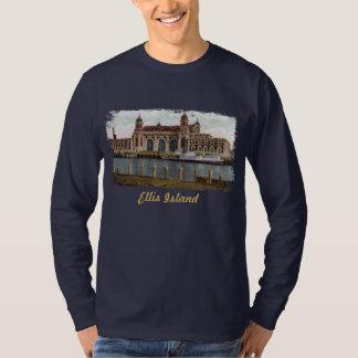 Ellis Island Painted Men's Shirt