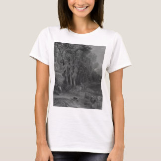 Ellisland Farm and River Nith T-Shirt
