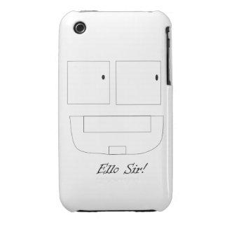 Ello Sir iPhone 3G/3GS Case
