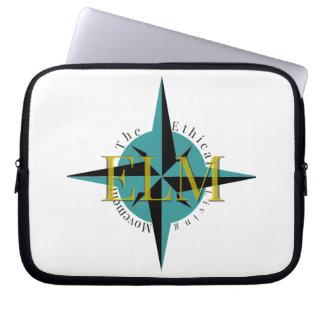 ELM Logo Laptop Sleeve