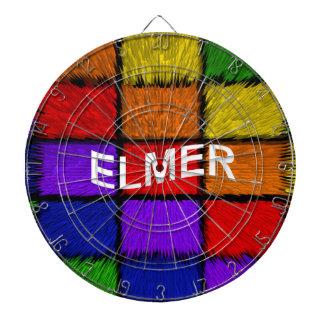 ELMER DARTBOARD