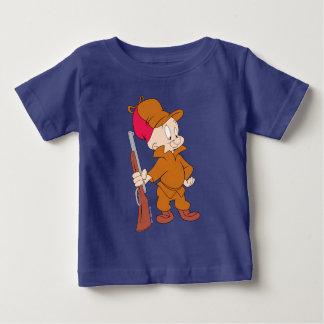 ELMER FUDD™   With Gun Baby T-Shirt