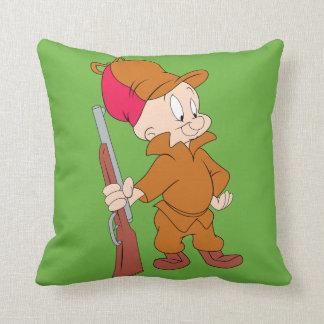 ELMER FUDD™ | With Gun Throw Pillow