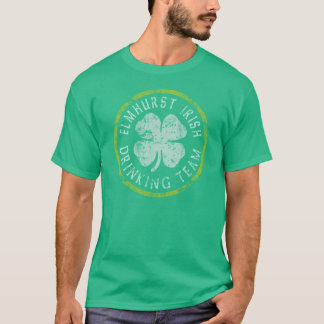 Elmhurst Irish Drinking Team T-Shirt