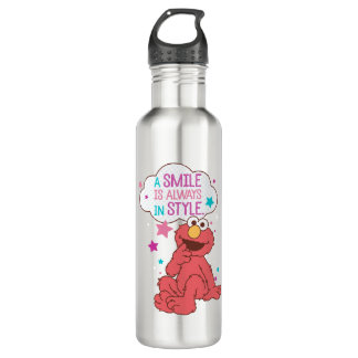 Elmo | A Smile is Always in Style 710 Ml Water Bottle